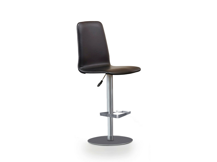 Skovby SM 50 højdejusterbar stol - læder