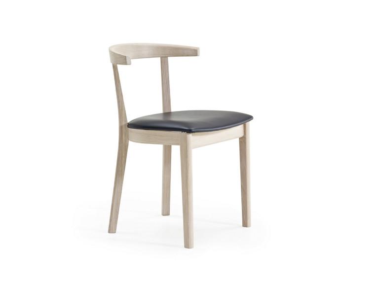 Skovby SM 52 spisebordsstol - læder