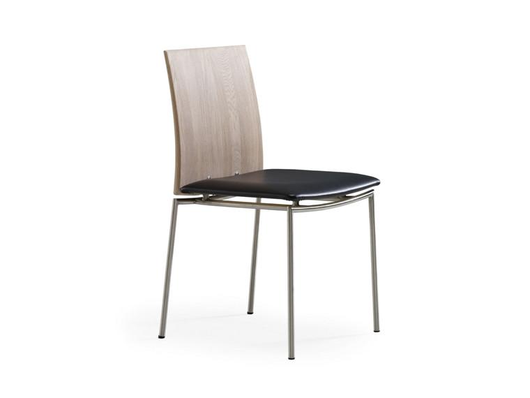 Skovby SM 98 spisebordsstol - læder