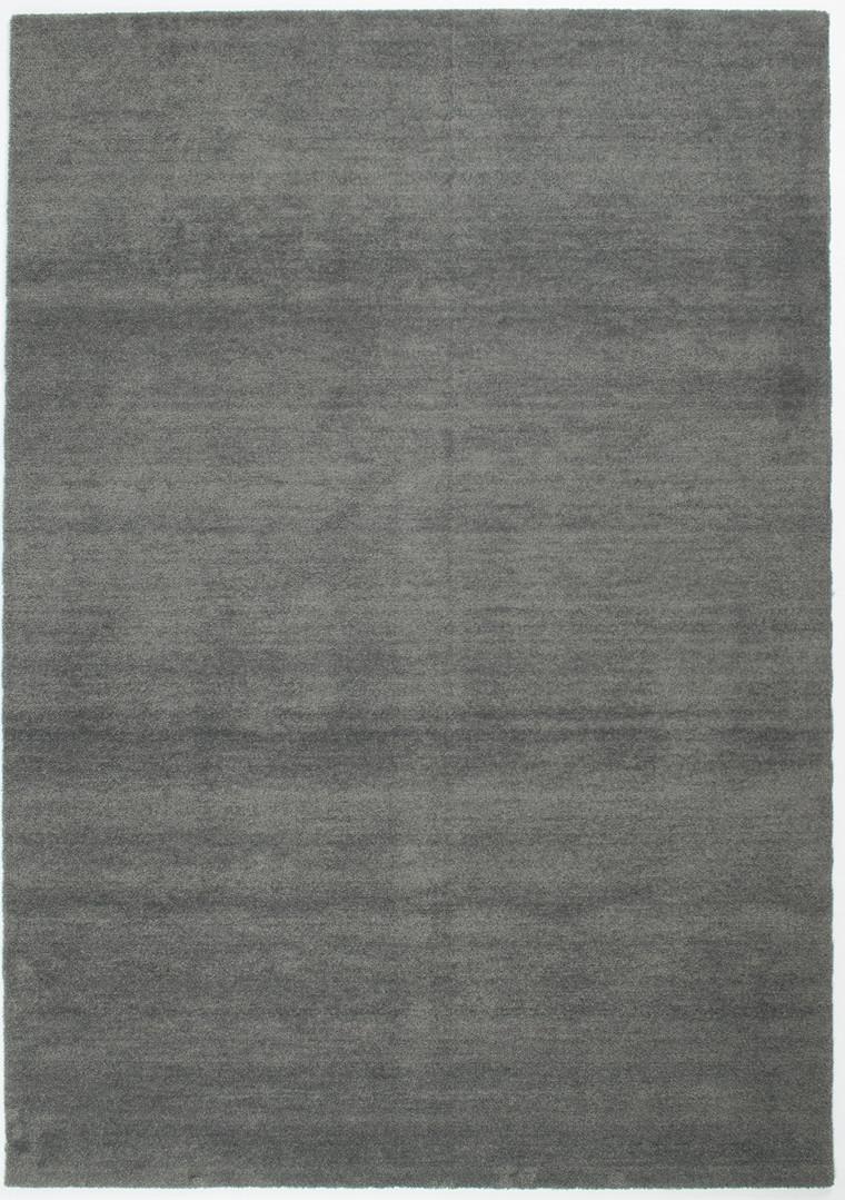 Sensation tæppe mørkegrå