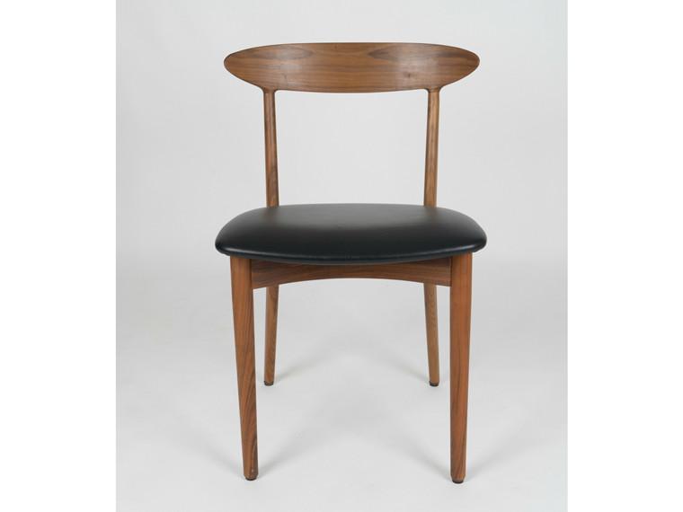 Skagen spisebordsstol - læder