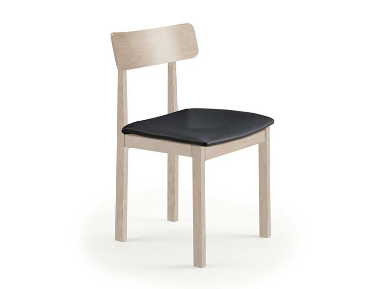 Skovby SM 96 spisebordsstol - læder