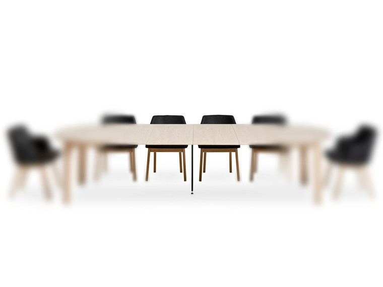 Tillægsplader til Skovby SM 112 spisebord
