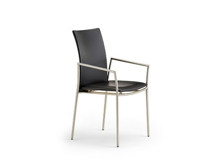 Skovby SM 49 spisebordsstol - læder
