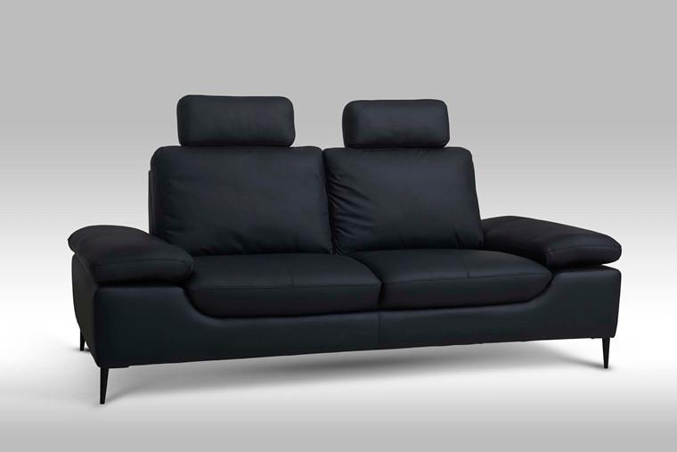 Viktor 3+2 pers. sofa - sort