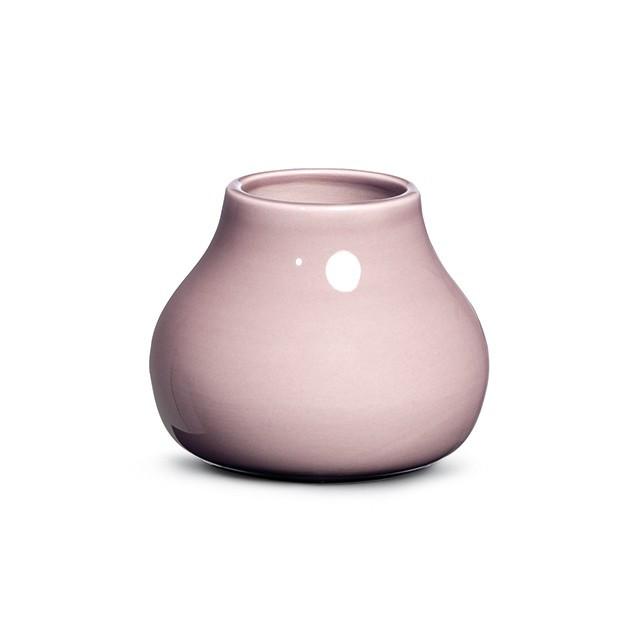 Botanica Mini Vase Grårosa Mini