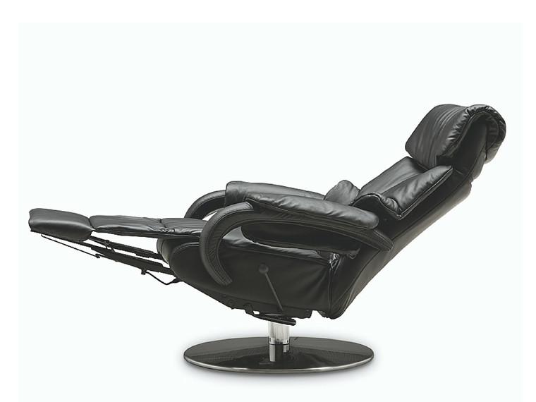 Cosyform Tobi lænestol med indbygget skammel - medium