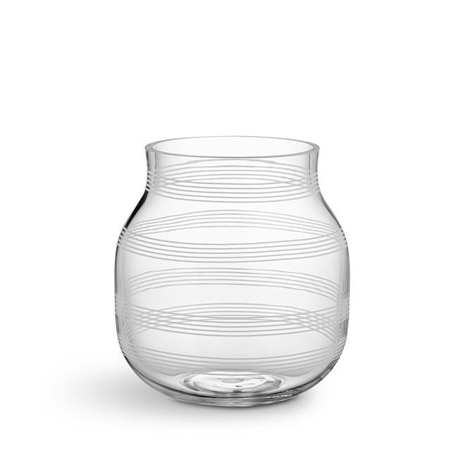 Omaggio vase lille klar