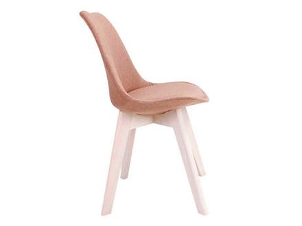 Rosa spisebordsstol