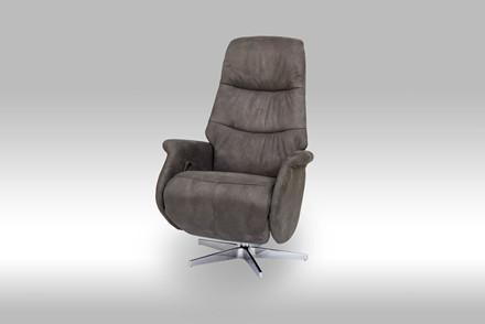 Delta lænestol - grå