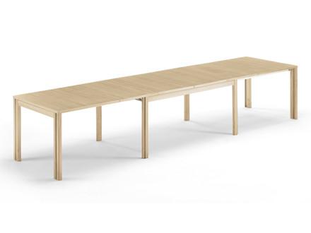 Tillægsplade til Skovby SM 23 spisebord