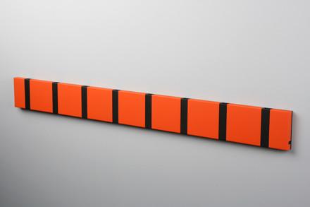 Knax 8 knagerække - sort
