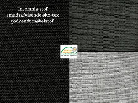 Insomnia Elevationsseng - 2 stk. 90x200 cm