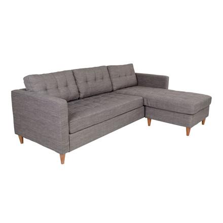 Marino sofa - lysegrå