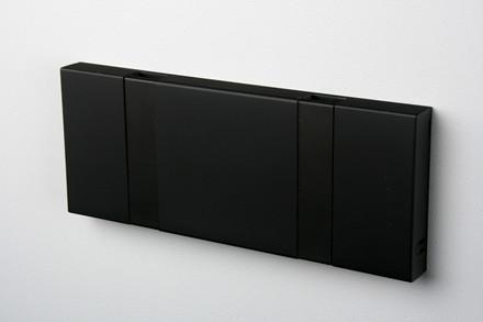 KNAX 2 knagerække - sort