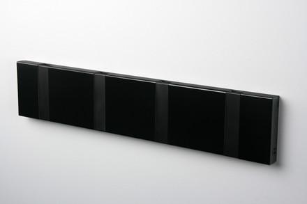 KNAX 4 knagerække - sort
