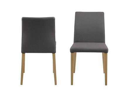 Zina spisebordsstol - Mørkegrå