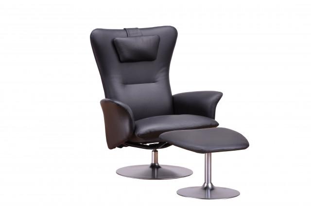 Opus lænestol i læder fra Hjort Knudsen - køb online