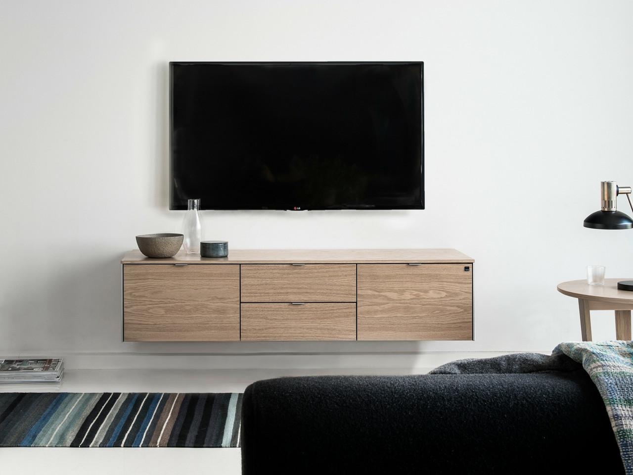 skovby sm 931 tv hi fi lowboard. Black Bedroom Furniture Sets. Home Design Ideas