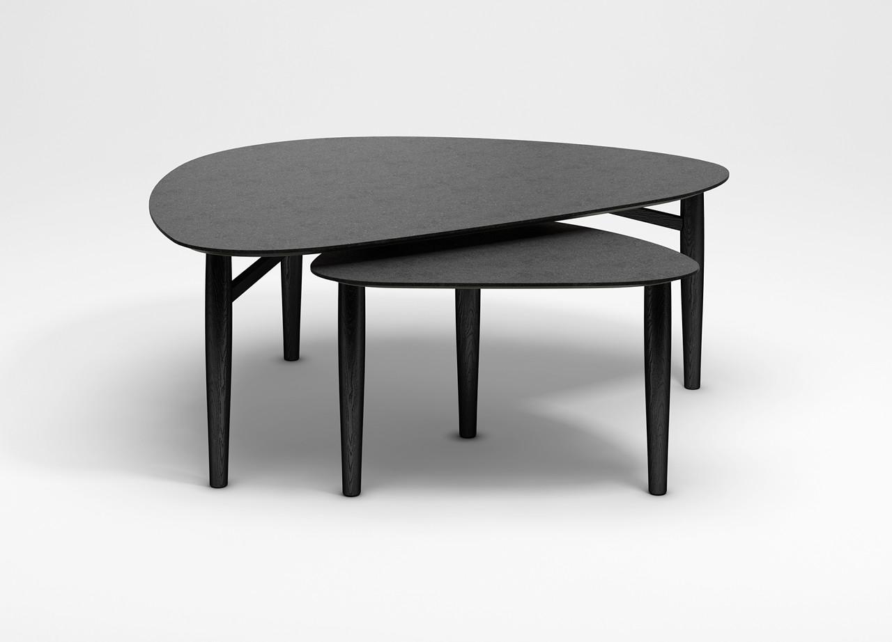 Katrine sofabord - Størrelse large