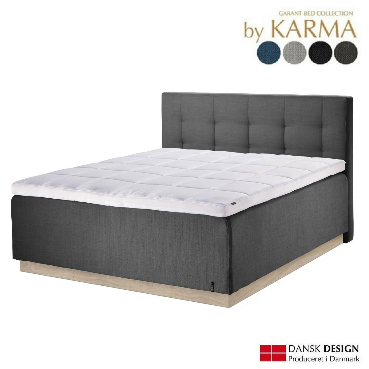 kontinental seng by KARMA lux Høj Kontinentalseng full cover kontinental seng