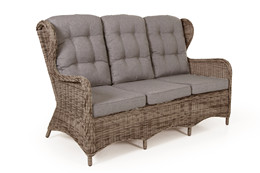 Rosita havesofa 3 pers. - Natural