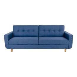 Artena 3 personers sofa - blå