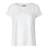 Mads Nørgaard Hvid Jersey Dip Torva T-shirt
