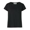 Mads Nørgaard Sort Jersey Dip Torva  T-shirt