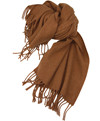 Mathlau Cognac Tørklæde