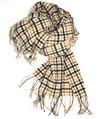 Mathlau Petite Check Tørklæde