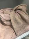 Mathlau Rosa Tørklæde
