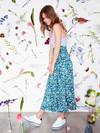 2ND ONE Florals Ruffle Fey Skirt
