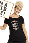Margot Sort IAMO T-shirt