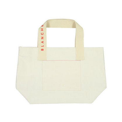 Blanche Tote Denim Bag