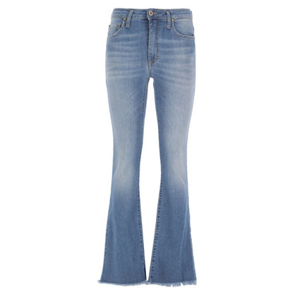 Please Denim Longcut Boot Cut Jeans