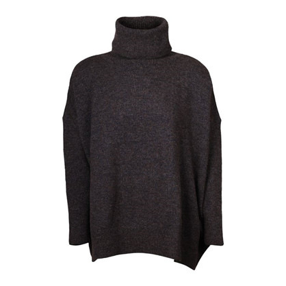 Sibin Linnebjerg Brun Tallulah Sweater