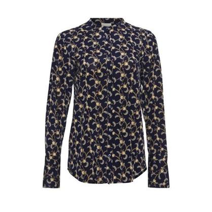 Heartmade Malio Skjorte Blå/Multi