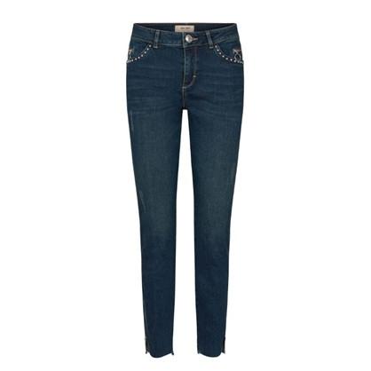Mos Mosh Sumner Sazz Jeans Blue Ankle