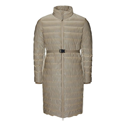 Rains Taupe Trekker W Coat