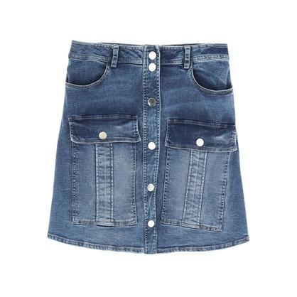 Please London A-Skirt