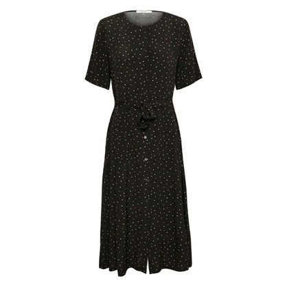 Gestuz Black Dot Harper Dress