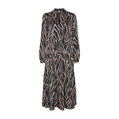 Gestuz Zebra Fei Long Dress