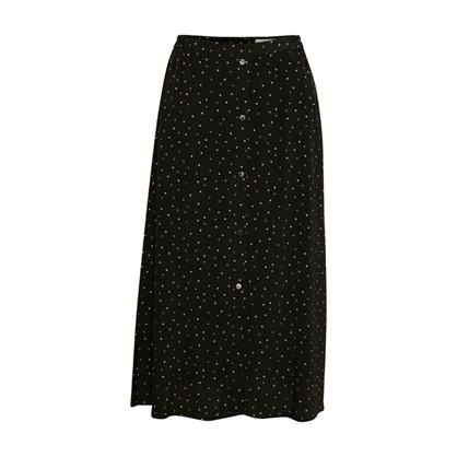 Gestuz  Black Dot Harper Skirt