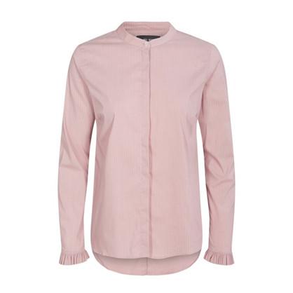 Mos Mosh Rosa Mattie Fine Stripe Shirt