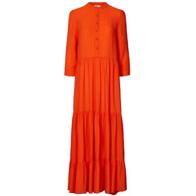 Lollys Laundry Nee Dress Orange