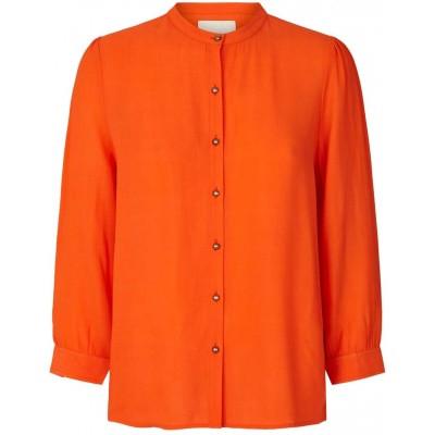 Lollys Laundry Amalie Shirt Orange