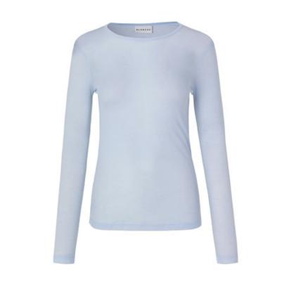 Blanche Lysblå Choen LS T-shirt