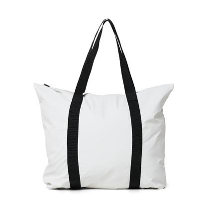 Rains Tote Bag Off White