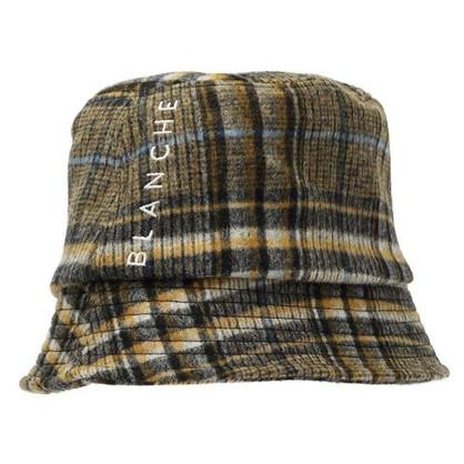 Blanche Wollen Hat Multi-Color